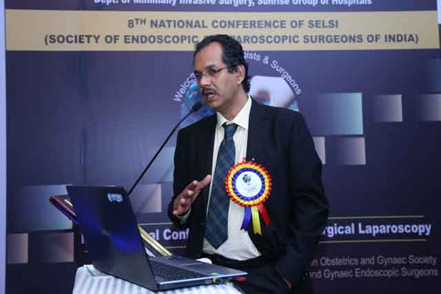 Society of Endoscopic and Laparoscopic Surgeons of India